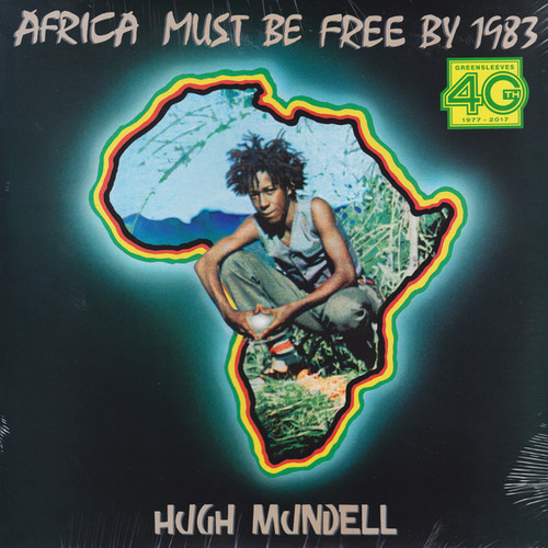 Africa Must Be Free By 1983 - Hugh Mundell ( HD Digital Download )