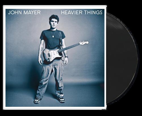 Heavier Things - John Mayer (LP)