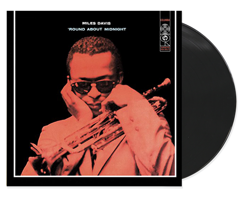 Round About Midnight - Miles Davis (LP)