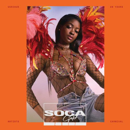 Soca Gold 2017 (Cd/dvd) - Various Artists