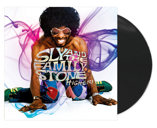 Higher - Sly And The Family Stone (LP)