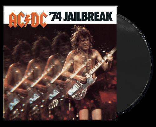 '74 Jailbreak - Ac/dc (LP)