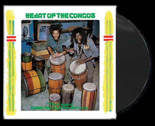 Heart Of The Congos (3lp) - Congos (LP)