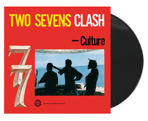 Two Sevens Clash (3lp) Deluxe - Culture (LP)