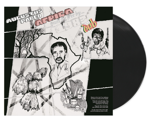 Africa Must Be Free By 1983 Dub - Augustus Pablo (LP)