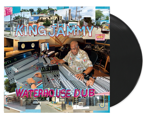 Waterhouse Dub - King Jammy (LP)