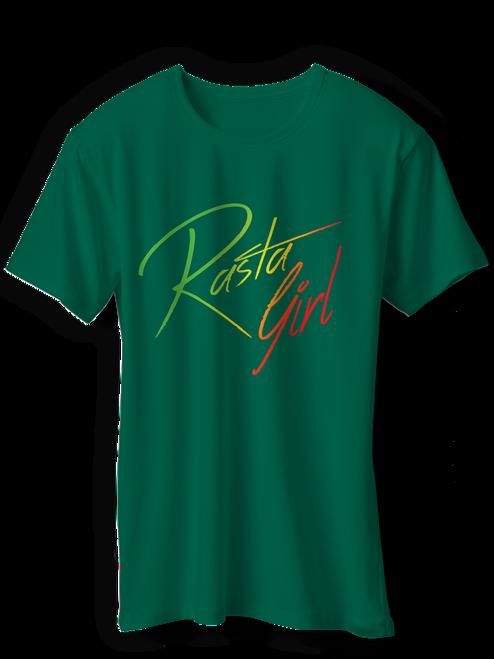 Rasta Girl Tee