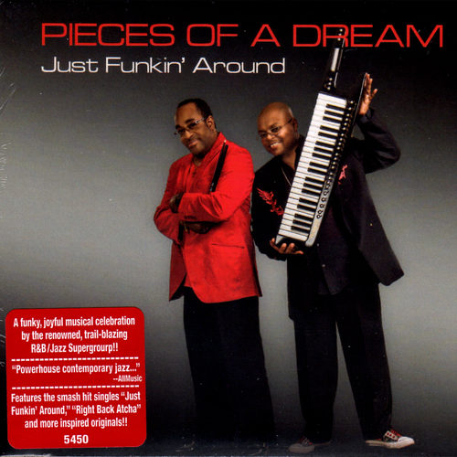 Just Funkin' Around - Pieces Of A Dream