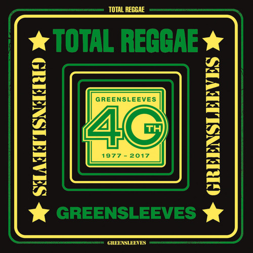 Total Reggae Greensleeves - Various Artists