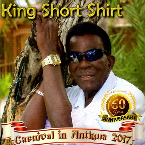 Carnival In Antigua 2017 - King Short Shirt