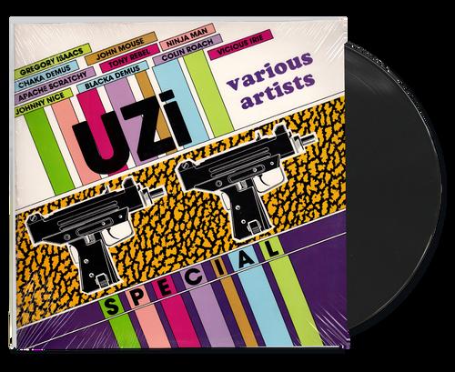 Uzi - Various Artists (LP)