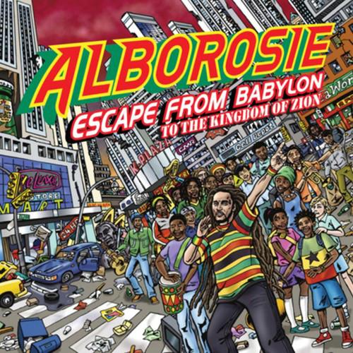 Escape From Babylon - Alborosie