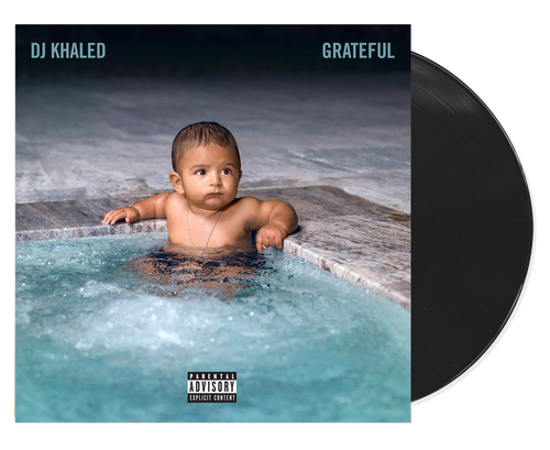Grateful - Dj Khaled (LP)