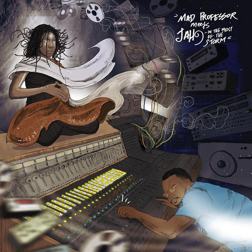 In The Midst Of The Storm - Mad Professor & Jah9