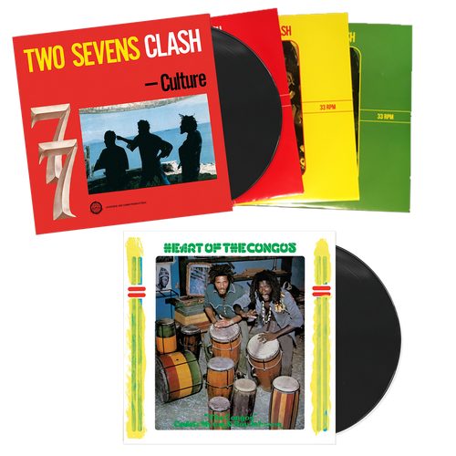 40th Anniversary Deluxe LP Vinyl Christmas Bundle Set
