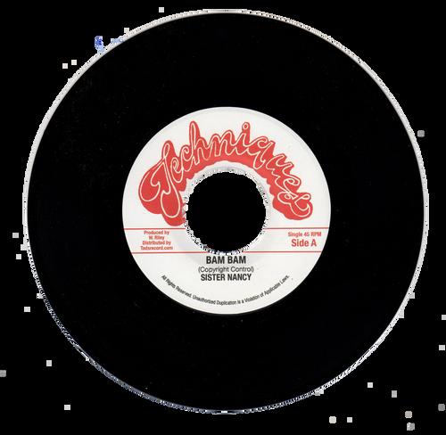 Bam Bam- Sister Nancy (7 Inch Vinyl)