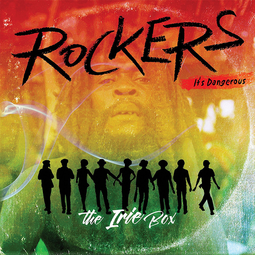 Rockers The Irie Box - Various Artists Box Set (LP)