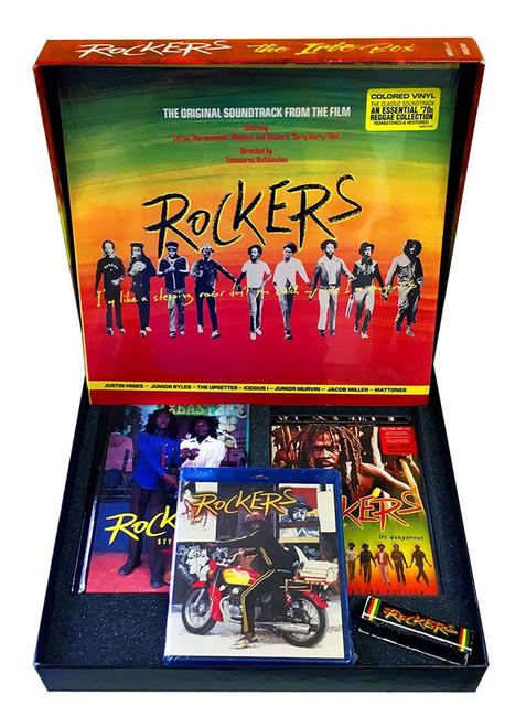 Rockers The Irie Box - Various Artists Box Set (LP)