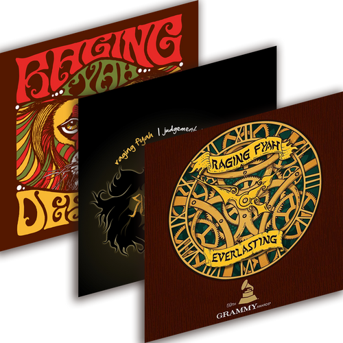 Raging Fyah Bundle (3CD) Set