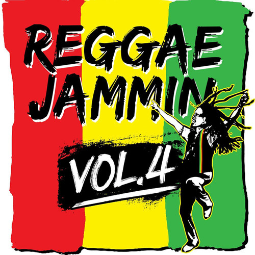 Reggae Jammin Vol 4 - Various