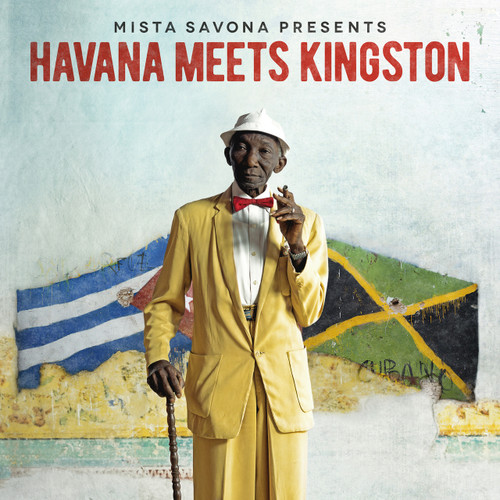Havana Meets Kingston - Mista Savona