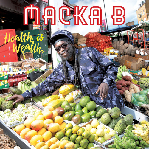 Health Is Wealth - Macka B