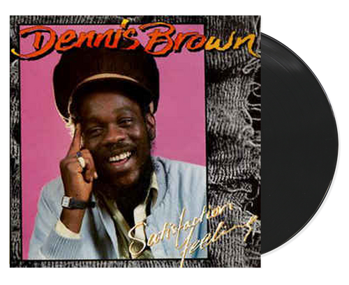 Satisfaction Feeling - Dennis Brown (LP)
