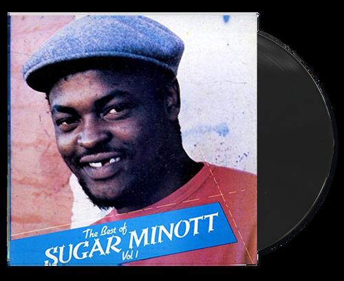 The Best Of Sugar Minott Vol 1 - Sugar Minott (LP)