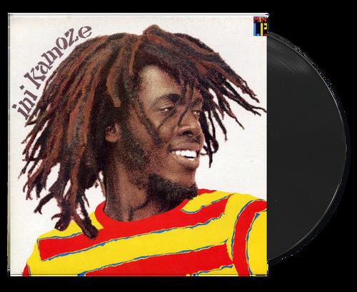 Sly & Robbie Presents Ini Kamoze - Ini Kamoze (LP)
