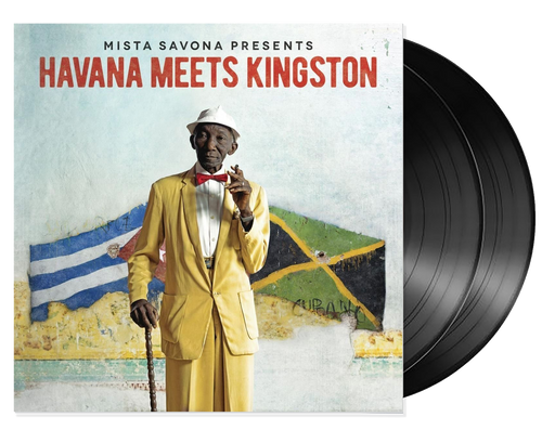 Havana Meets Kingston - Mista Savona (LP)