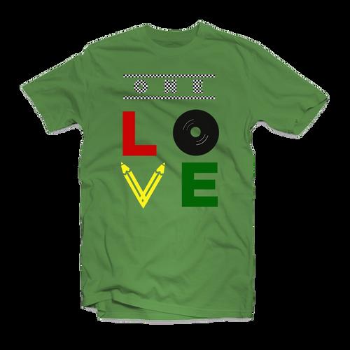 Vinyl Love Tee