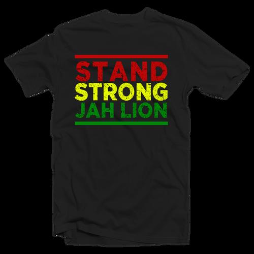Strong Jah Lion Tee
