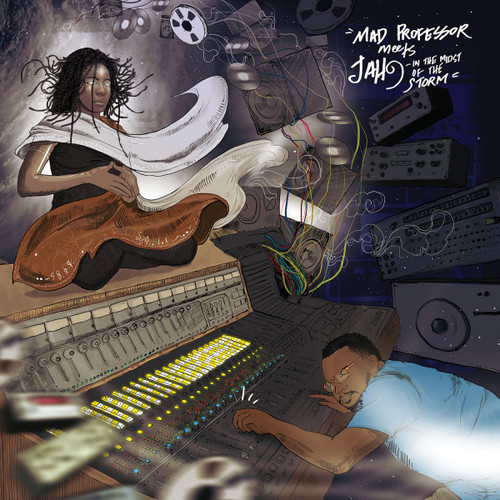 Mad Professor Meets Jah9 - Mad Professor & Jah9 (HD Digital Download)