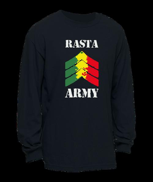 Ratsa Army Long Sleeve