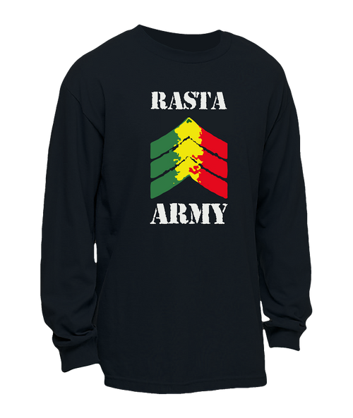 Ratsa Army Long Sleeve