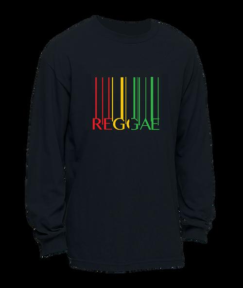 Reggae Barcode Long Sleeve