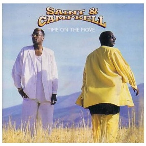 Time On The Move - Don Campbell & General Saint (LP)