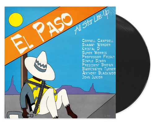El Paso - Various Artists (LP)