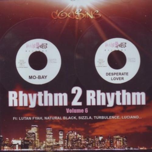 Rhythm 2 Rhythm Vol.6 - Various Artists (LP)