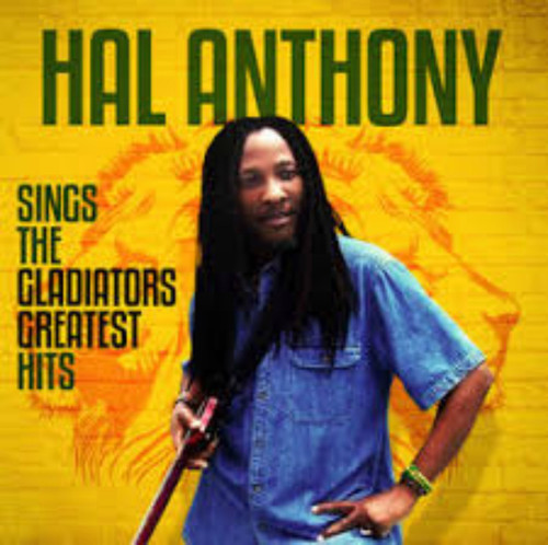 Sings The Gladiators Greatest Hits - Hal Anthony
