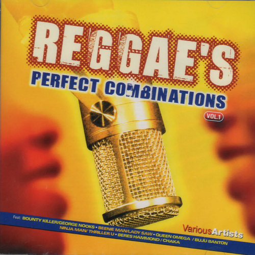 Reggae's Perfect Combinations Vol.1 - Various Artists