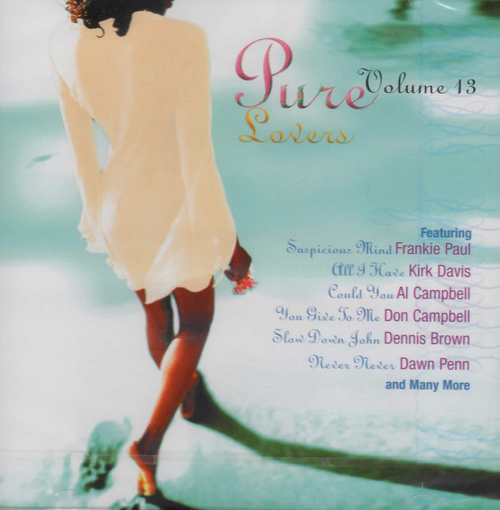 Pure Lovers 13 - Various Artist
