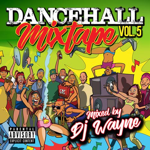 Dancehall Mixtape Vol 5 By Dj Wayne - Various Artists