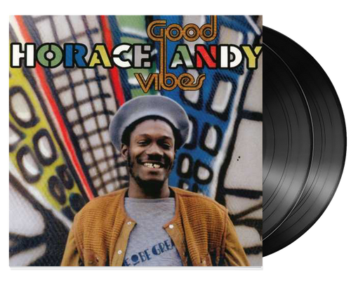 Good Vibes - Horace Andy (LP)