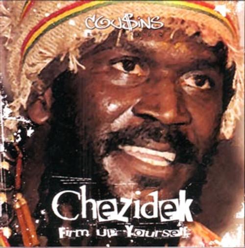 Firm Up Yourself - Chezidek (LP)