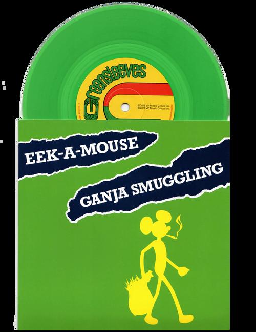 Ganja Smuggling - Eek-a-mouse (7 Inch Vinyl)