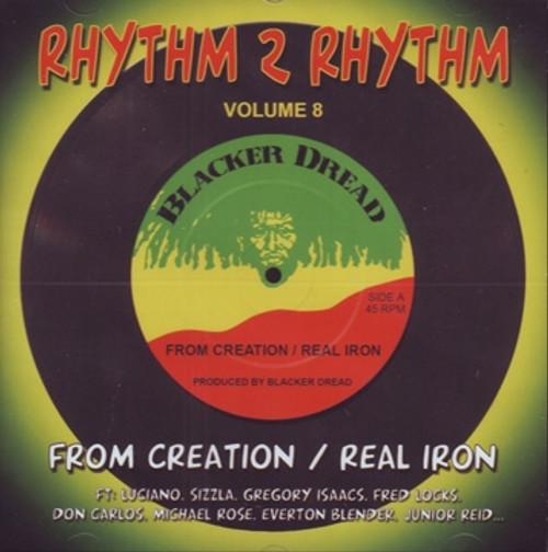Rhythm 2 Rhythm Vol.8 - Various Artists (LP)