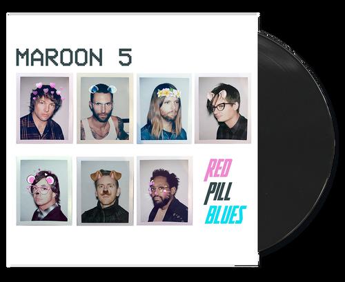 Red Pill Blues - Maroon 5 (LP)