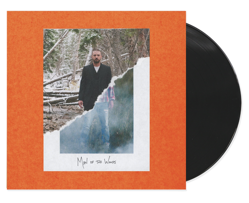 Mam Of The Woods - Justin Timberlake (LP)