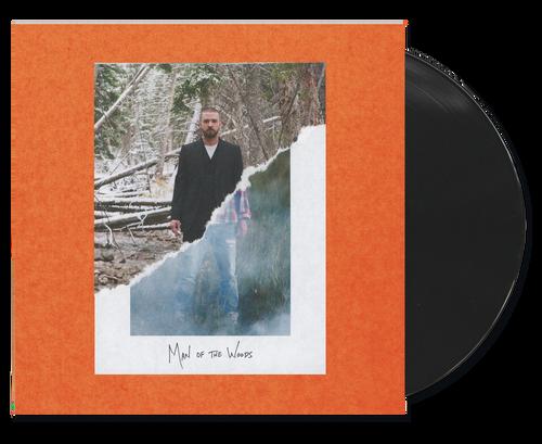 Man Of The Woods - Justin Timberlake (2LP)